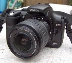 Very Less Used Canon DSLR With Fabulous Picture Quality