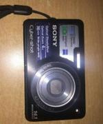 Less Used Sony Digicam In Excellent Condition