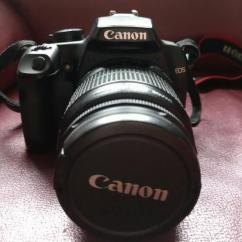 Very Gently Used Canon DSLR Available
