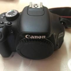 Rarely Used Canon DSLR Available