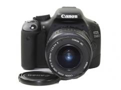 Very less Used Canon DSLR in excellent condition