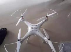 GPS Dron HD camera with high power propeller ..