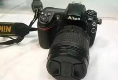 Nikon 300 Dslr still camera
