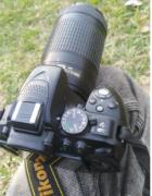 Nikon D5300 with dual lense