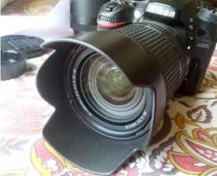 Nikon D7200 (18mm-140mm) in best condition. It is in warranty.