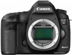 Canon 5D Mark III With Canon Lens on rent