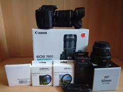 Canon EOS Reel T5i EOS 700D 180MP Digital SLR Camera