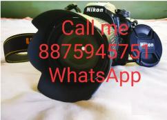 Nikon camera 7500D