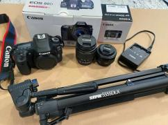 Canon EOS 80D 242MP Digital SLR Camera