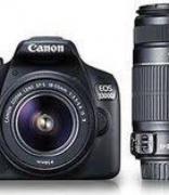 Canon & Nikon camera rental