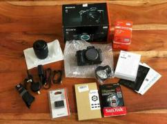 Sony Alpha A7 II 243MP Digital camera