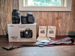 Canon EOS 5D Mark IV 304MP Camera