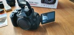 Canon EOS 700D 180MP Digital SLR Camera