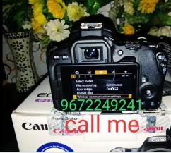 Canon camera 200 d