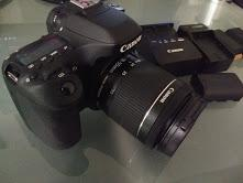 Canon EOS 80D 242MP Digital SLR Camera
