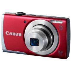 Canon Powershot A2500 16 MP Digital Camera with 10X Zoom plus
