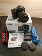 Canon EOS 80D 24MP Digital SLR Camera