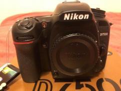 Brand New Nikon D7500 Camera