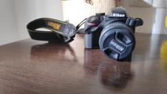 Nikon D3300 in a very good condition