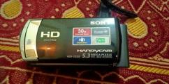 Sony HDR CX100E Camcorders 24x Optical Zoom