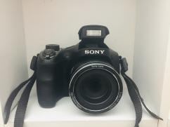Sony Cybershot DSC-H300 Digital Camera 20.1MP - Batteries  - 8GB SD Card
