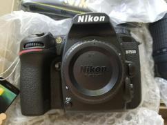 Nikon D7500 Camera Afs DXNIKKOR 18140m