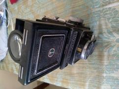 Yashica Mat TLR camera