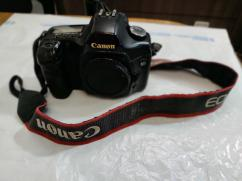 Canon cameras with lenses, flash, memory cards and batteries for sale