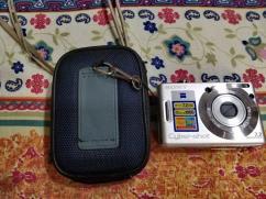 Sony cyber Shot camera