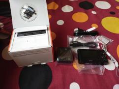Sony cybershot DSC W800 BLACK COLOUR
