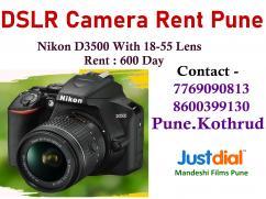 Dslr camera on rent pune Dslr camera near me dslr camera rental pune dslr camera