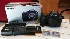 Canon EOS 5D Mark IV 304MP Digital SLR Camera Black Body