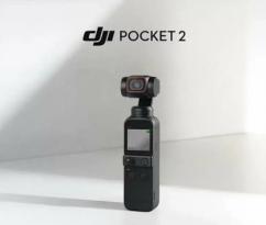 Dji OSMO Pocket 2 Action camera ( Creator combo)
