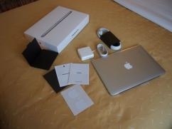 Apple 15-inch MacBook Pro with Retina Display (Intel Quad Core i7)
