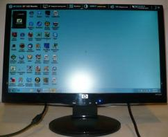 Monitor In Working Condition Available