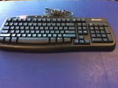 Very less used keyboard