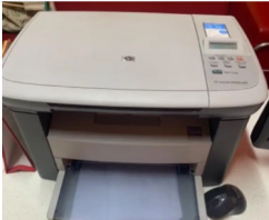 Hp printer laserget M1005 march 2020 me liya h 1 mnth old wrrnty