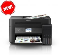 Epson L6190 all-in-one colour printer with auto-duplex function