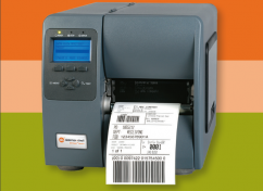 Barcode scanner and printer