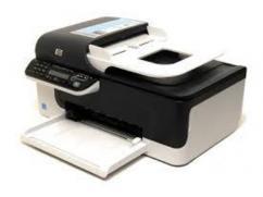 HP All in One Officejet J4580 Printer, Copier, Scanner & Fax