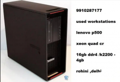 Lenovo p500 / hp z820 workstations bulk stocks / 3d jobs
