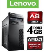 AMD A8 CPU/USB 3.0/RADEON HD GRAPHICS/500GB HDD/4GB RAM