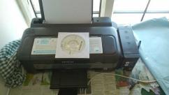 Epson L300 Inkjet Color printer