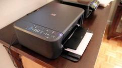 3 in 1 Color Printer, Scanner and Xerox Machine with Auto Duplex