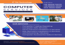 Computer Laptop Repair  Biometric Cctv Installation Services