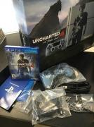 Brand New Sony PlayStation 4 - 500GB + 2 controls + 2 games + PS Camera