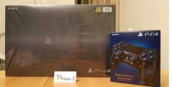 Sony PS4 play station Pro 2TB 500Million