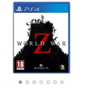 WORLD WAR Z PS4 GAME FOR SALE