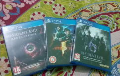 Ps4 game selling & exchange