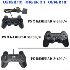 Offer Brand new Gamepads